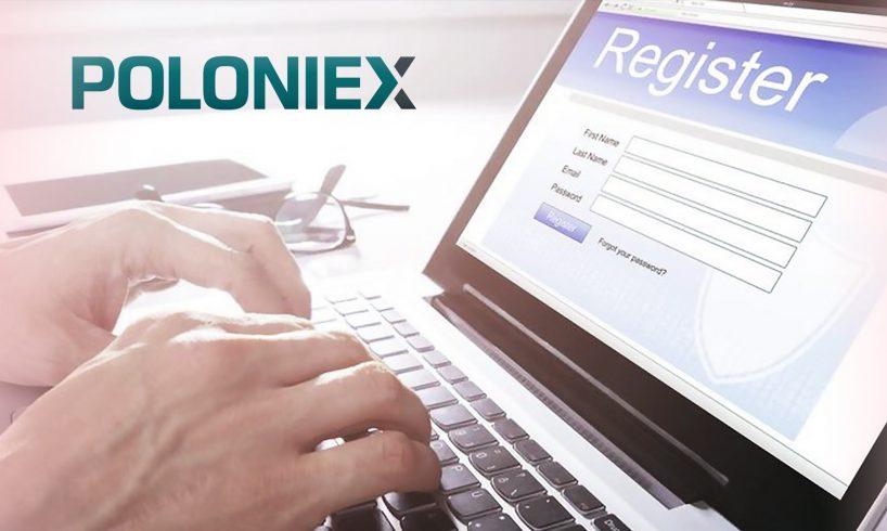 Poloniex предложил своим клиентам бесплатную регистрацию в обход KYC
