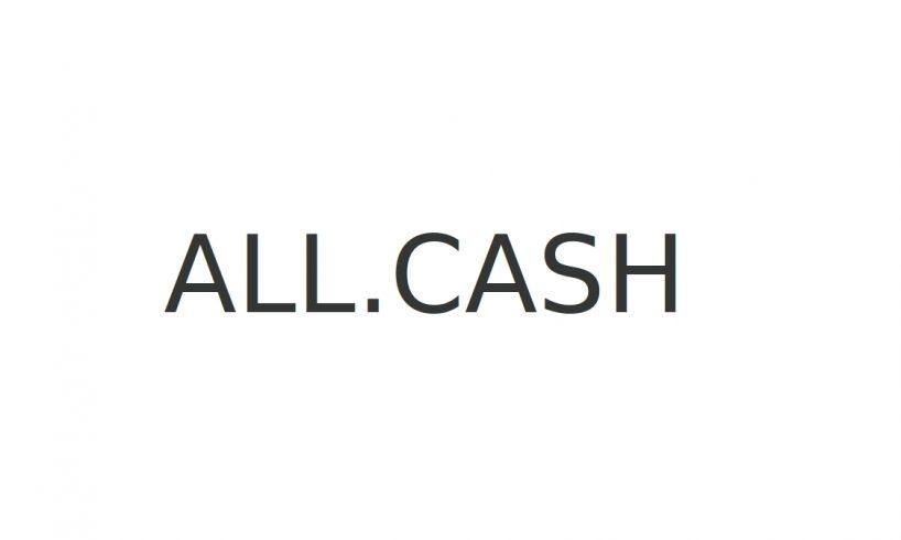 Обзор обменника All.cash