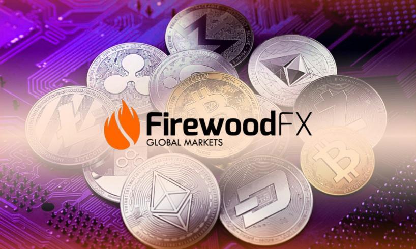 Платформа FirewoodFX объявила о внедрении криптовалют
