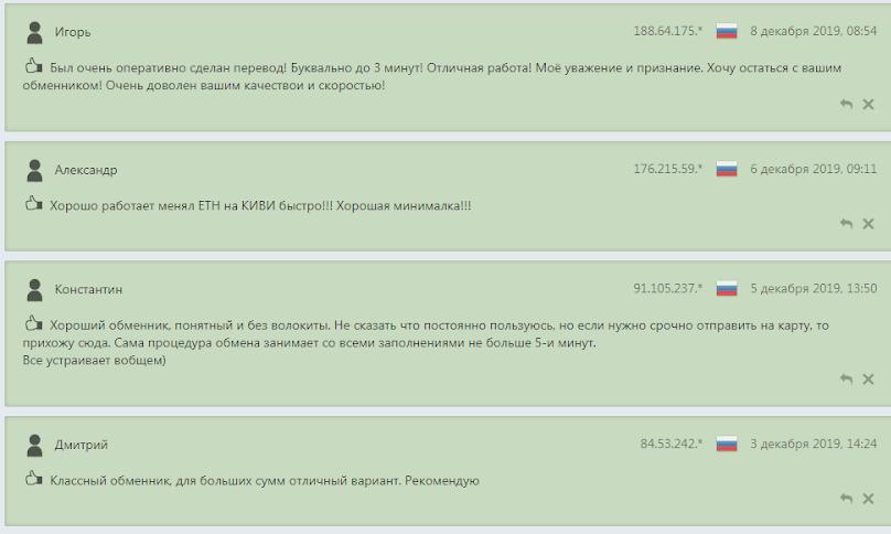 Обзор обменника Top-Exchange: честные отзывы пользователей