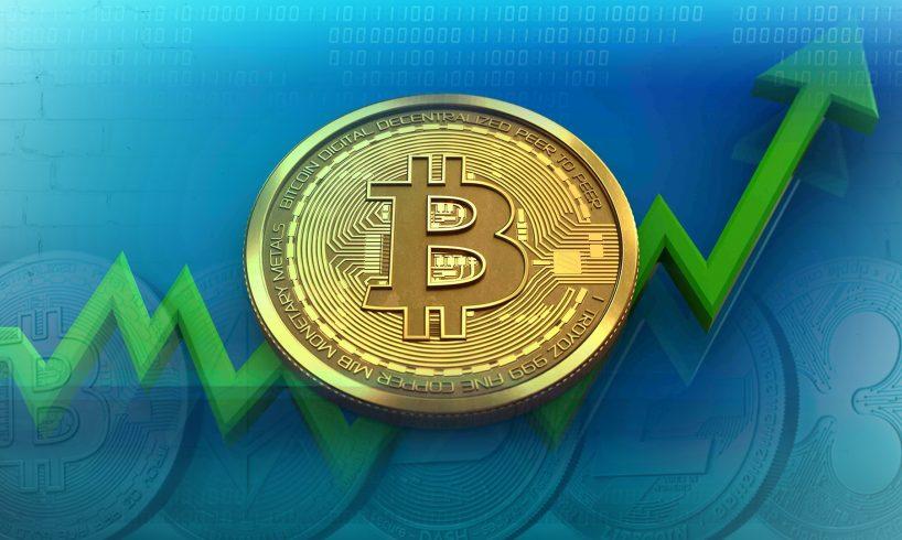 BTC продолжил рост к 9 000 USD и потянул за собой основные криптовалюты