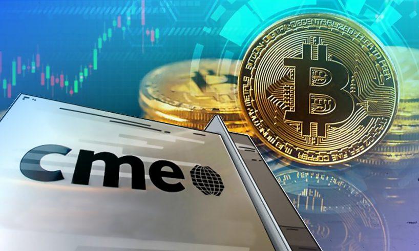 Начало торговли опционами на BTC резко повысило интерес к CME