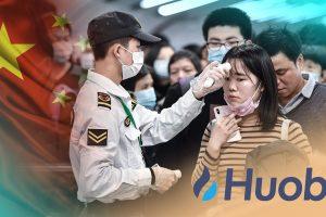 Криптобиржи присоединились к борьбе с китайским вирусом