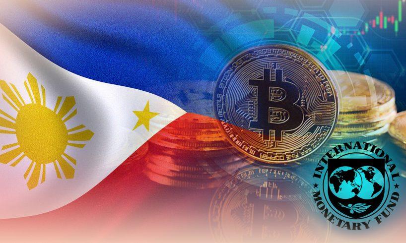 МВФ призвал филиппинское правительство собирать данные о биржевых криптоактивах