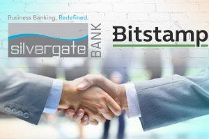 Silvergate Bank сообщил о партнерстве с биржей Bitstamp