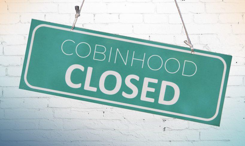 Криптовалютная биржа CobinHood объявила о закрытии