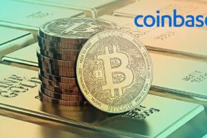 """""""BTC станет перспективнее золота"""": заявление представителей Coinbase"""