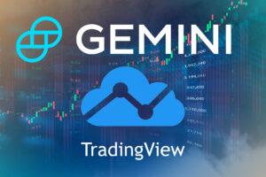 Gemini интегрировала графический сервис TradingView