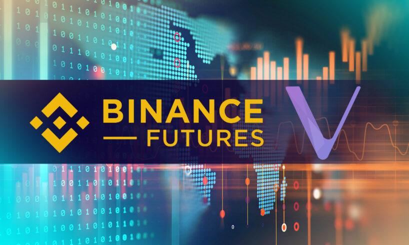 Binance Futures анонсировала запуск бессрочных контрактов для VeChain