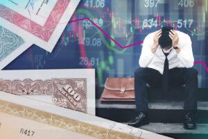 """""""Черный понедельник"""" на Нью-Йоркской бирже: акции показали рекордное падение за 10 лет"""