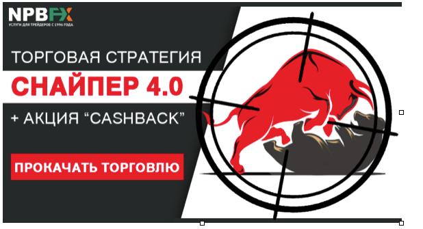 Торговая стратегия на Форекс Снайпер 4.0